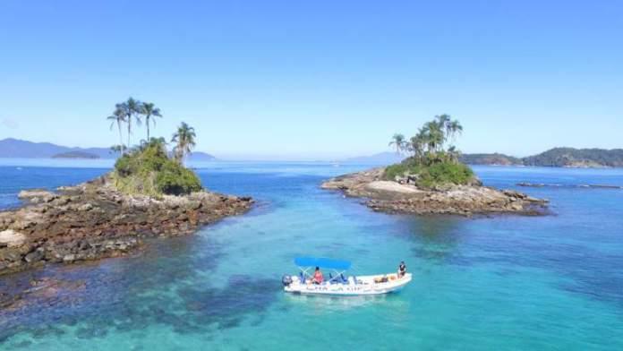 Ilha Botinas em Angra dos Reis