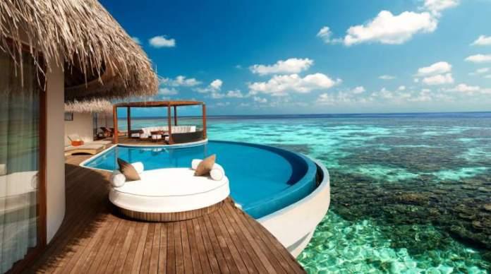 Ilhas Maldivas é um dos melhores lugares para viajar a dois