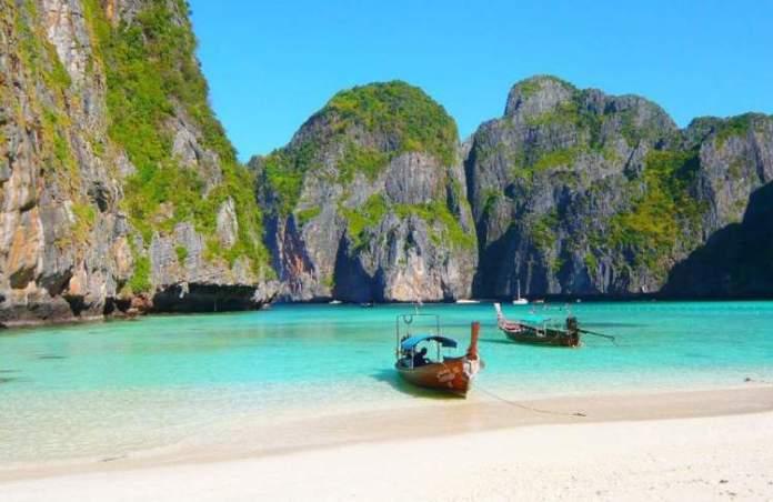 Ilhas Phi é um dos melhores lugares para viajar a dois