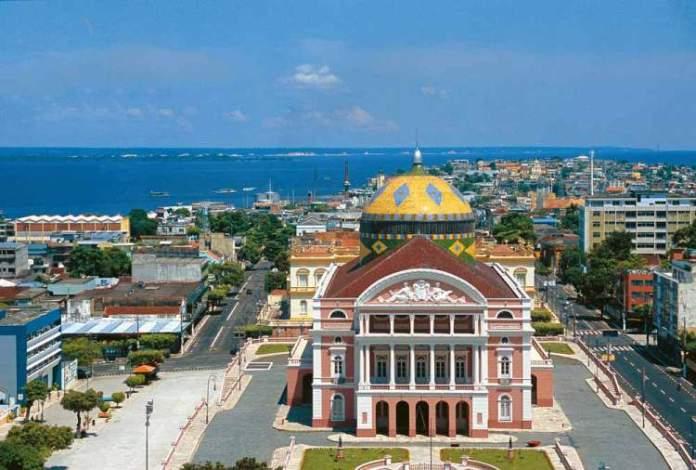 Manaus é um dos destinos para viajar em Junho 2018