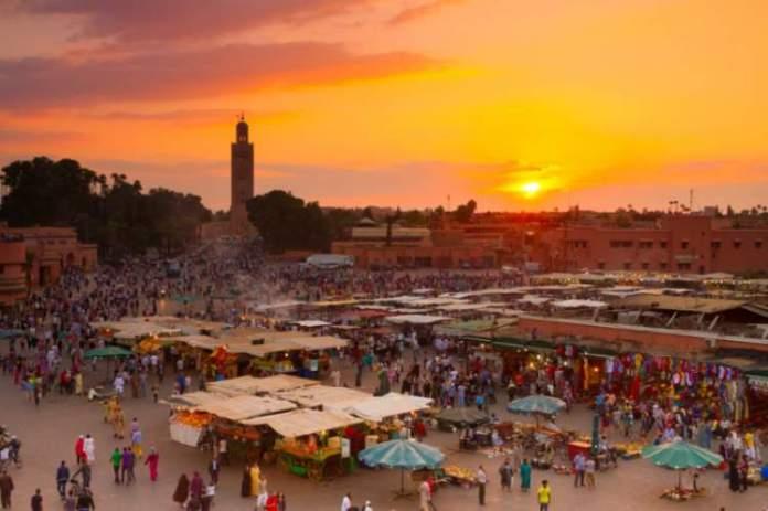 Marrakech é um dos destinos mais baratos para viajar em fevereiro