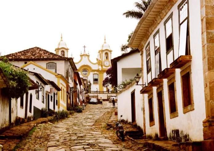 Minas Gerais é um dos destinos para viajar em Junho 2018