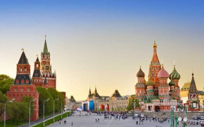Moscou é uma das cidades para visitar na Rússia