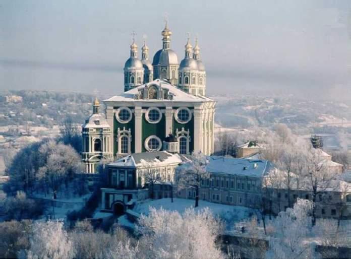 Smolensk é uma das cidades para visitar na Rússia