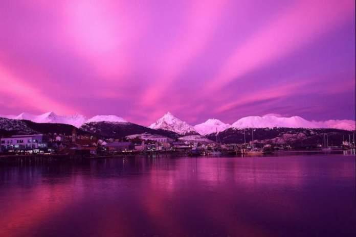 Ushuaia é um dos melhores lugares para ver a Aurora Boreal