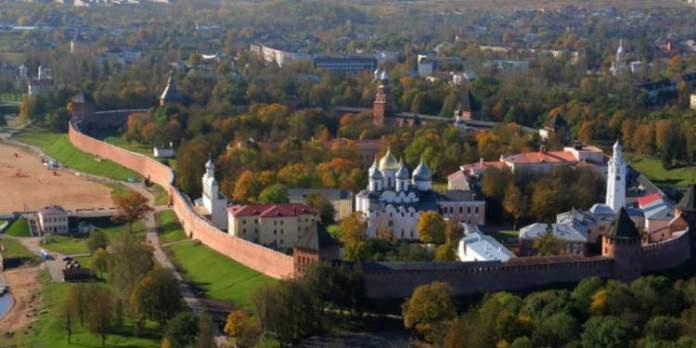Veliky Novgorod é uma das cidades para visitar na Rússia