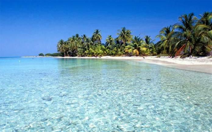 Ambergris Caye em Belize, é uma das praias mais paradisíacas do Caribe