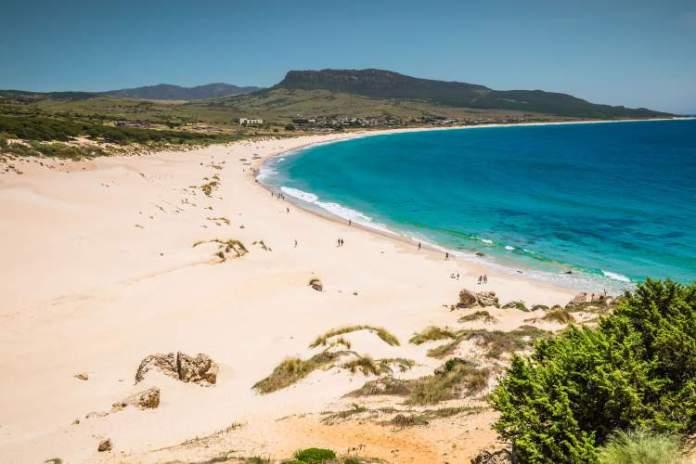 Bolonia é uma das melhores praias da Espanha