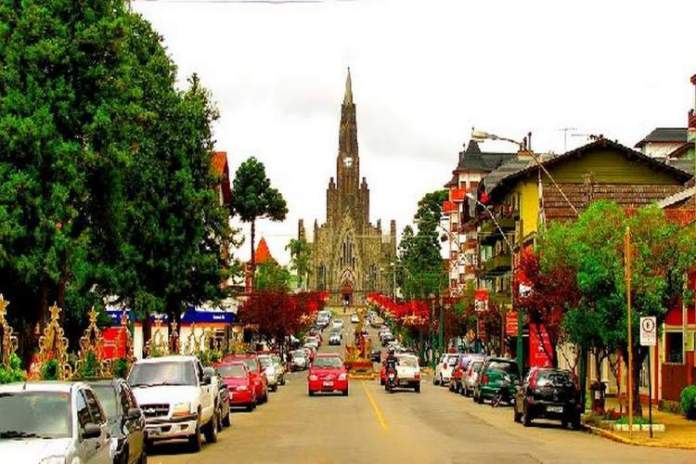 Canela é um dos melhores destinos do Brasil segundo viajantes