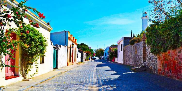 Colônia del Sacramento é um dos destinos encantadores no Uruguai