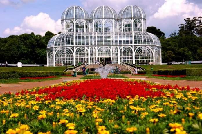 Curitiba é um dos melhores destinos do Brasil segundo viajantes