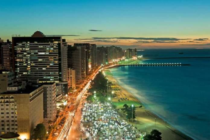 Fortaleza é um dos melhores destinos do Brasil segundo viajantes