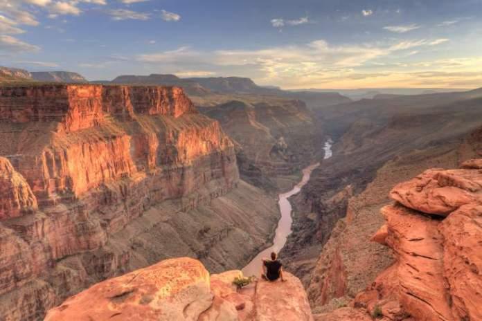 Grand Canyon é um dos destinos incríveis ao redor do planeta