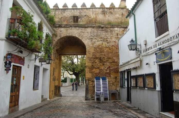 Judería em Córdoba na Espanha