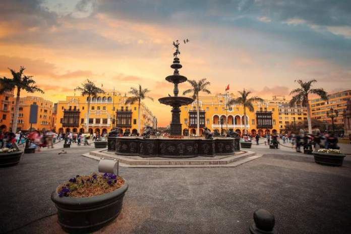 Lima no Peru é um dos destinos mais baratos para viajar em Setembro 2018