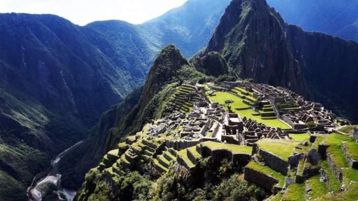 Machu Picchu é um dos destinos incríveis ao redor do planeta