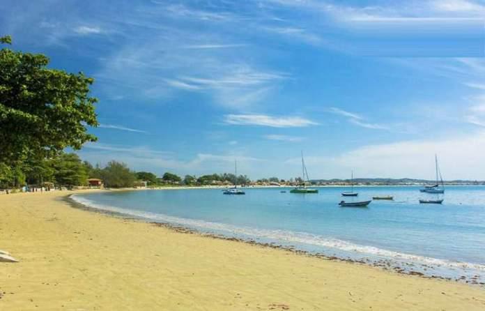 Manguinhos é uma das praias mais bonitas de Búzios