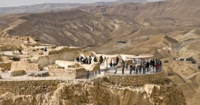 Massada em Israel