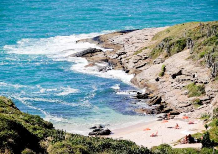 Olho de Boi é uma das praias mais bonitas de Búzios