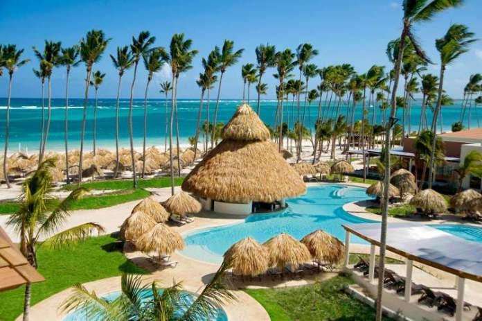 Punta Cana é um dos melhores destinos para casais em lua de mel