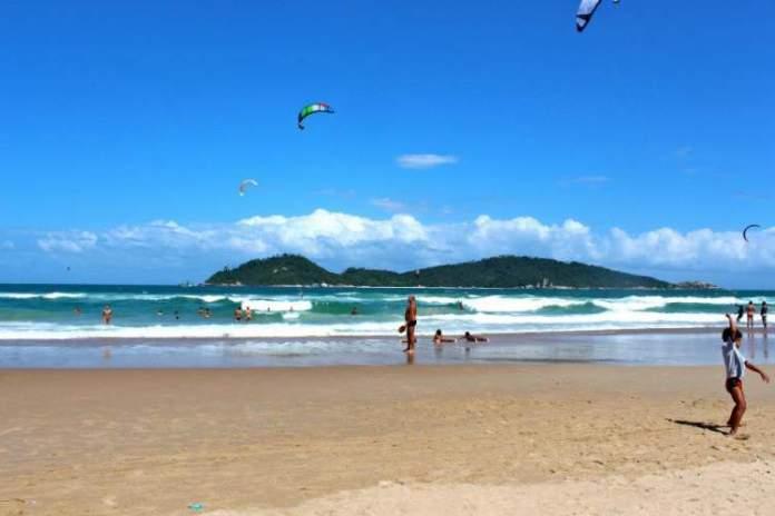 Riozinho do Campeche é uma das praias mais paradisíacas de Florianópolis