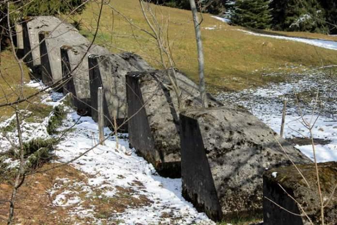 Rota dos Toblerones é um dos lugares maravilhosos na Suíça