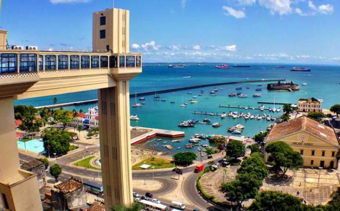 Salvador é um dos melhores destinos do Brasil segundo viajantes