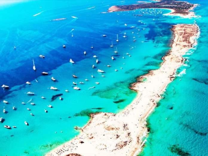 Ses Illetes é uma das melhores praias da Espanha