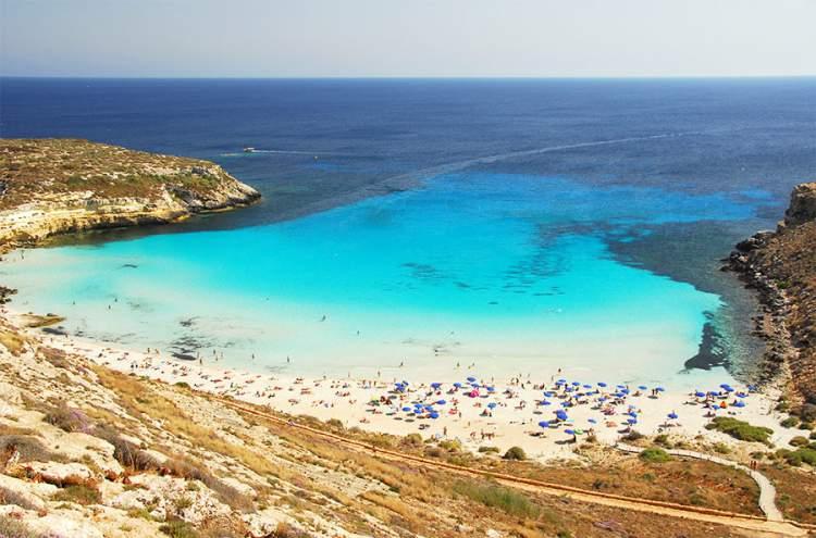 Sicília é um dos destinos imperdíveis na Europa para amantes de praia