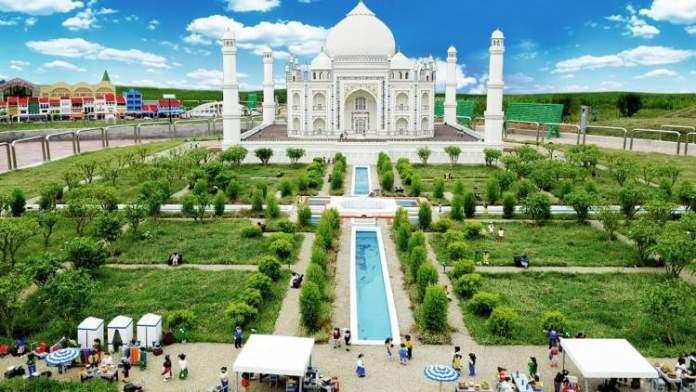 Taj Mahal é um dos destinos incríveis ao redor do planeta