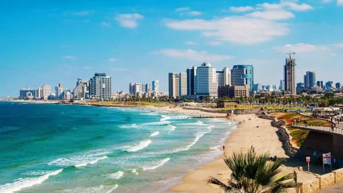Tel Aviv em Israel