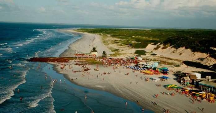 Algodoal é uma das melhores praias do Pará