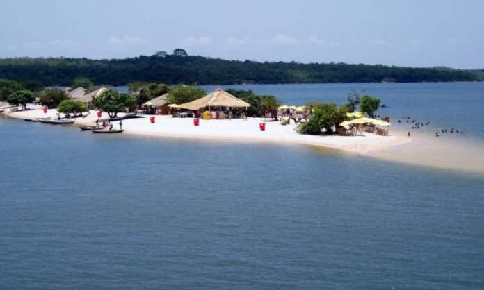 Alter do Chão é uma das incríveis ilhas brasileiras