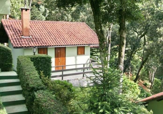 Alto de Monte Verde é uma das pousadas românticas em Monte Verde