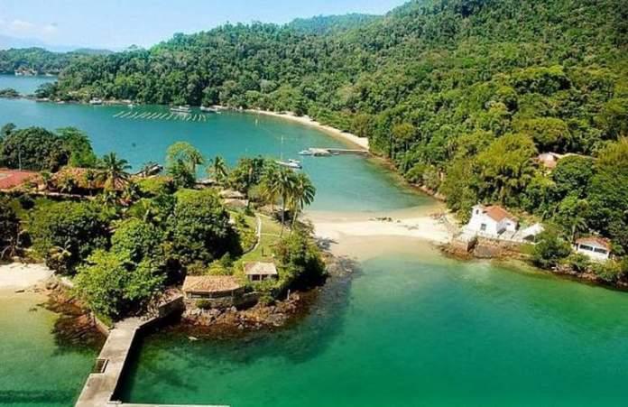 Angra dos Reis é uma das incríveis ilhas brasileiras