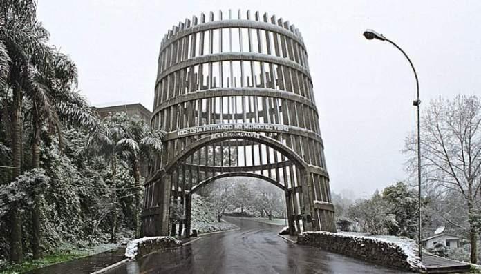 Bento Gonçalves é um dos melhores destinos no Brasil para viajar no inverno
