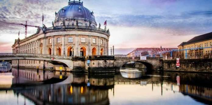 Berlim é um dos melhores destinos turísticos da Europa