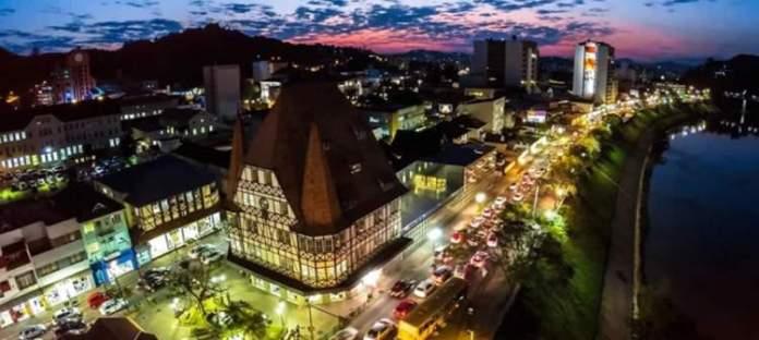 Blumenau é um dos destinos mais baratos para viajar em Novembro 2018