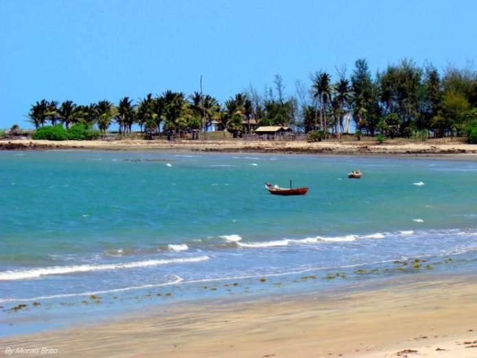 Carnaubinhas é uma das melhores Praias do Piauí