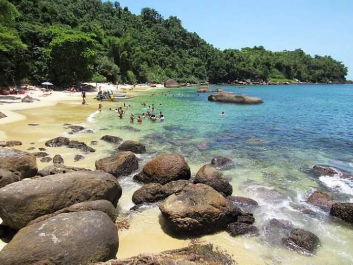 Ilha das Couves é uma das incríveis ilhas brasileiras