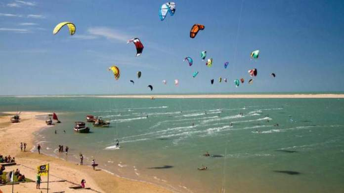 Ilha do Guajiru é uma das incríveis ilhas brasileiras