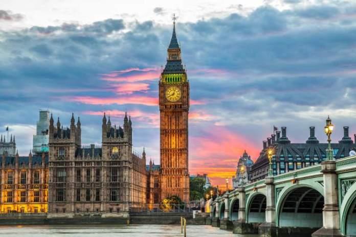 Londres é um dos melhores destinos turísticos da Europa