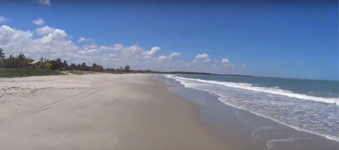 Miriri é uma das Melhores Praias da Paraíba [Foto: Acervo Pessoal]