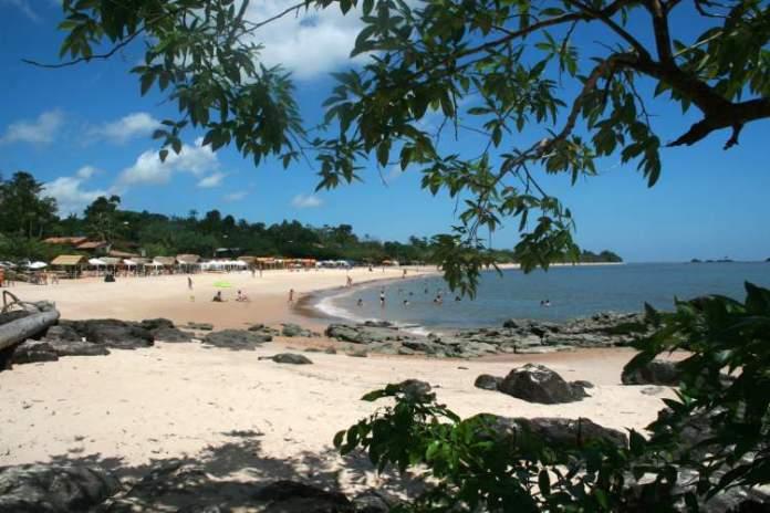 Mosqueiro é uma das melhores praias do Pará