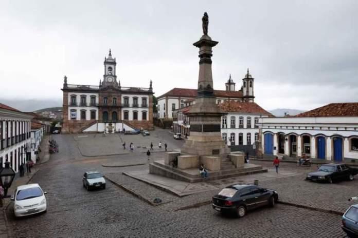 Ouro Preto é um dos destinos mais baratos para viajar em Dezembro 2018
