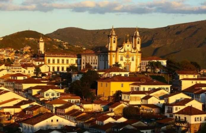 Ouro Preto é um dos destinos para viajar barato pelo Brasil
