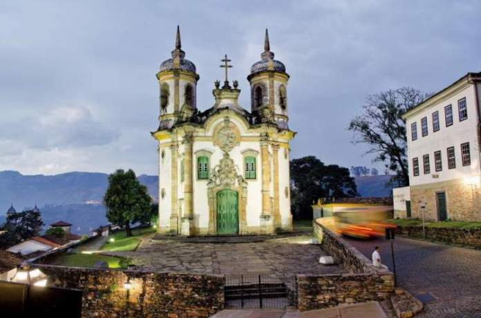 Ouro Preto é uma das cidades em Minas Gerais que você precisa visitar