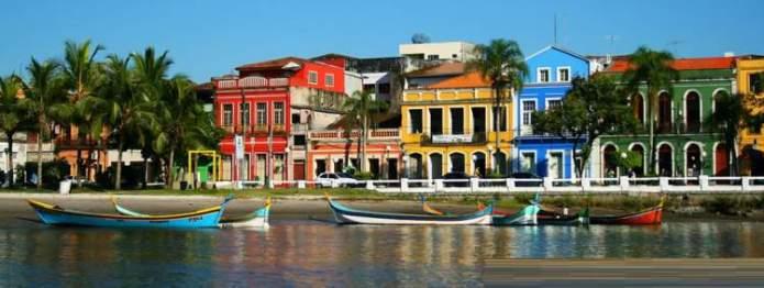 Paranaguá é um dos destinos para viajar barato pelo Brasil