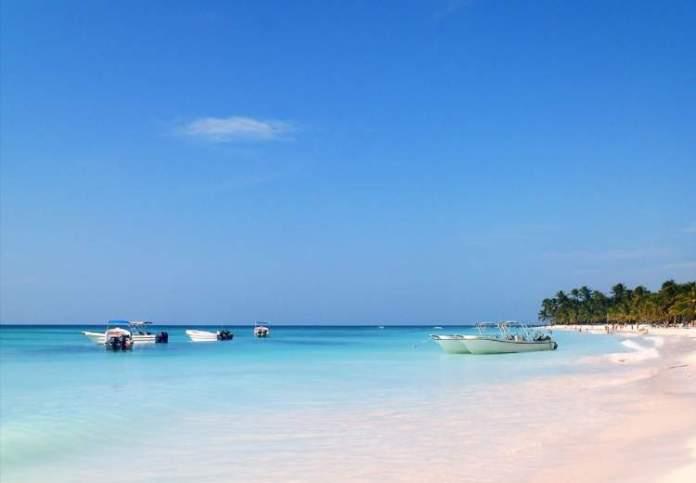 Praia Cabeza de Toro é uma das melhores praias de Punta Cana