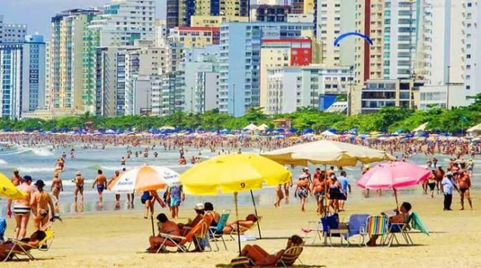 Praia Central é uma das melhores praias de Balneário Camboriú
